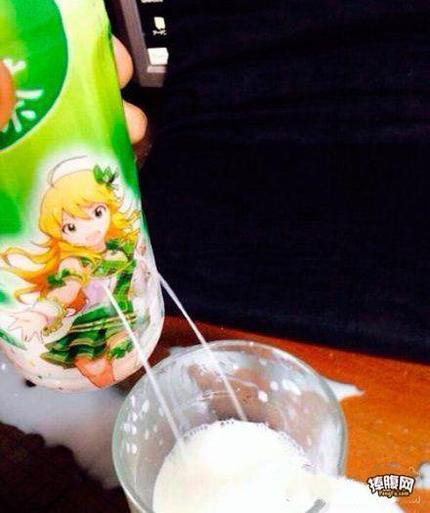 来杯新鲜的奶吧