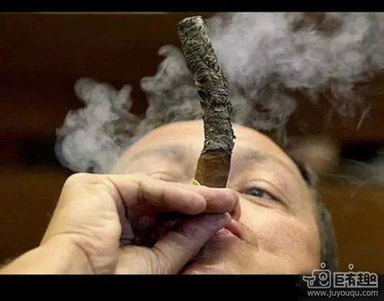 做为一个合格的烟鬼、这才是境界