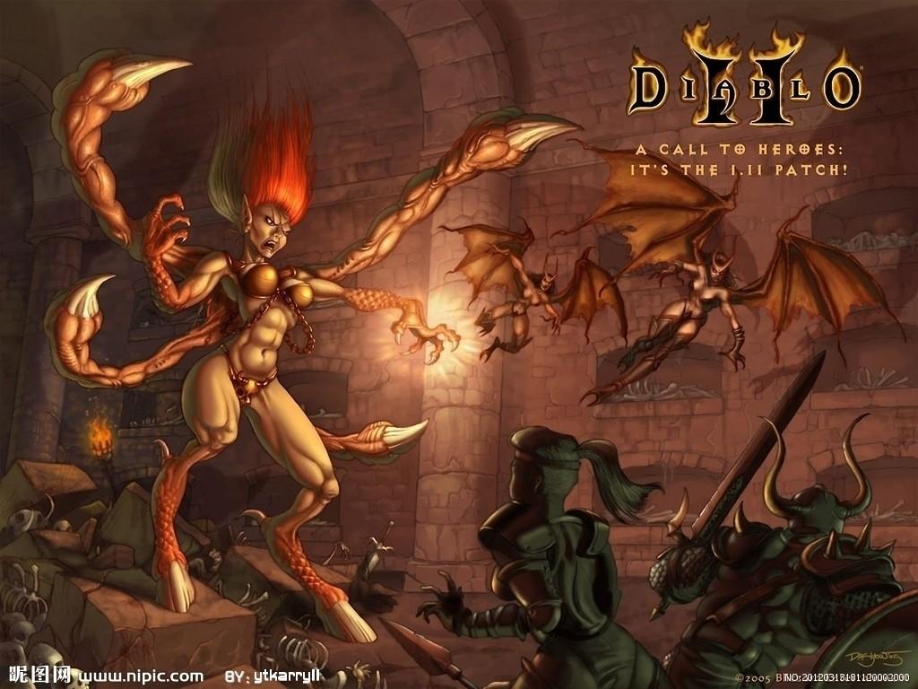 《暗黑破坏神3》壁纸